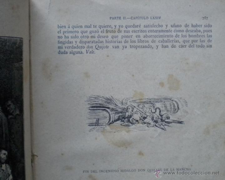 Libros antiguos: PCBROS - DON QUIJOTE DE LA MANCHA - M. DE CERVANTES S. - LUIS TASSO IMPRESOR Y EDITOR - Foto 39 - 53051674