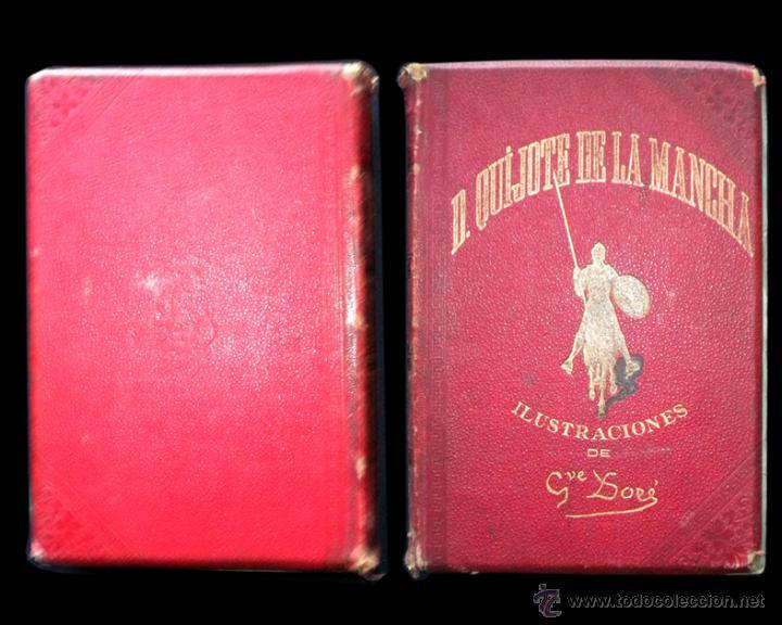 Libros antiguos: PCBROS - DON QUIJOTE DE LA MANCHA - M. DE CERVANTES S. - LUIS TASSO IMPRESOR Y EDITOR - Foto 41 - 53051674