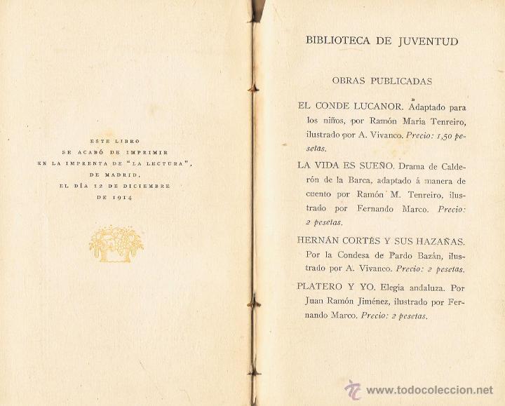 Libros antiguos: Contraportada - Foto 2 - 173623639