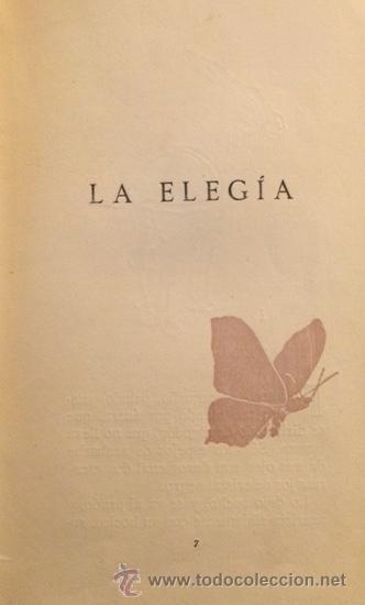 Libros antiguos: PLATERO Y YO. Elegía Andaluza. Juan Ramón Jiménez. 1ª edición ( ilegal según J.R.J. ). - Foto 5 - 173623639