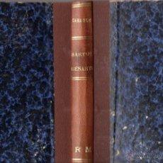 Libros antiguos: THOMAS CARLYLE : SARTOR RESARTUS (HENRICH, 1905). Lote 53347782
