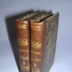 Old books - 1838 - GEORGE SAND - INDIANA - 53706152