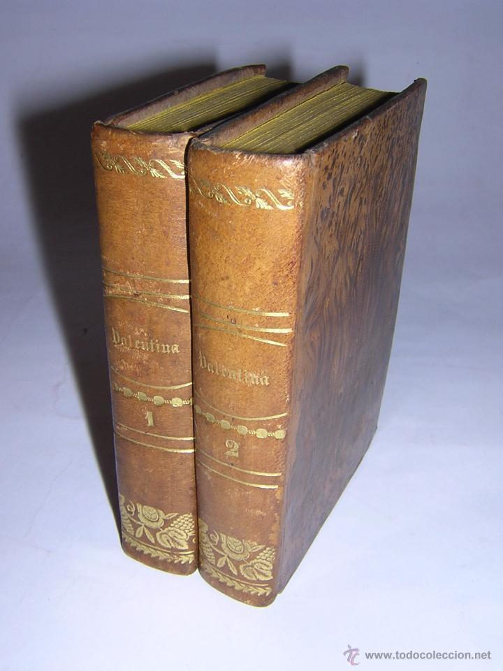 1838 - JORGE SAND - VALENTINA (Libros antiguos (hasta 1936), raros y curiosos - Literatura - Narrativa - Clásicos)