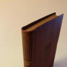 Libros antiguos: RAIMUNDO LULIO - DE LAS CONDICIONES DEL AMOR - AGUILAR. Lote 54010365
