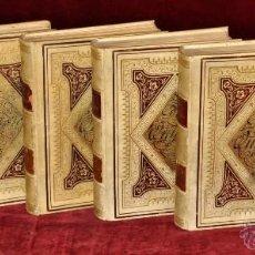 Libros antiguos: EL INGENIOSO HIDALGO DON QUIJOTE DE LA MANCHA. BARCELONA. 1892. ED. C.GORCHS. 6 VOLUMENES.. Lote 54116457