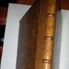 Libros antiguos: ULTIMOS AMORES DE LOPE DE VEGA CARPIO (1876). Lote 53584507