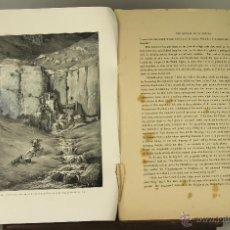 Libros antiguos: 7061 - THE HISTORY OF DON QUIXOTE BY CERVANTES,PART 6 Y 7(VER DESCRIP). EDI CASSELL. S/F.. Lote 52631221