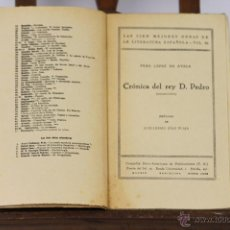 Libros antiguos: 6339 - LOTE DE 18 EJEM. LAS CIEN MEJORES OBRAS DE LA LITERATURA ESPAÑOLA.(VER DESCR.) S/F.. Lote 49522357