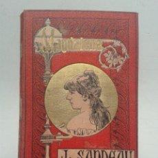 Libros antiguos: MAGDALENA. JULIO SANDEAU.. Lote 54959210