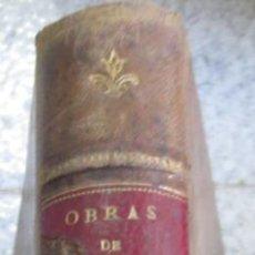 Libros antiguos: OBRAS DE DON ANTONIO DE TRUEBA TOMO 1 EL LIBRO DE LOS CANTARES AÑO 1907 . Lote 55052452