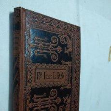 Libros antiguos: LA PERFECTA CASADA - FRAY LUIS DE LEÓN 1884.. Lote 55124438