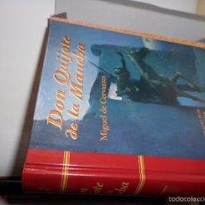 Libros antiguos: MUY BUENA EDICIÓN DEL QUIJOTE, PATROCINADA POR BBVA. Lote 55159031