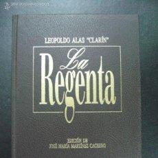 Libros antiguos: LA REGENTA EDICIONES NOBEL NUMERADA. Lote 55191711