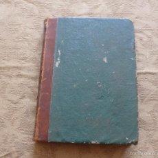 Libros antiguos: LA CHOZA DEL NEGRO TOMAS (LA CABAÑA DEL TIO TOM) POR ENRIQUETA STOWE 1853 1ª EDICION. Lote 55192398