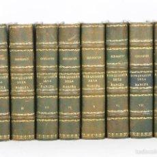 Libros antiguos: 7331 - CLÁSICOS CASTELLANOS. 8 TOMOS(VER DESCRIP). EDI. ESPASA-CALPE. 1935/1942.. Lote 55867715