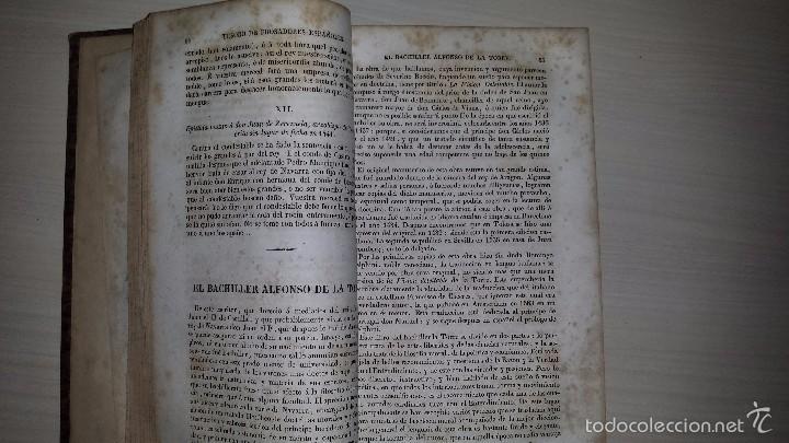 Libros antiguos: Tesoro de los Prosadores Españoles desde la formación del Romance Castellano...(1841) Eugenio Ochoa - Foto 2 - 56218764