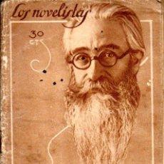 Libros antiguos: RAMÓN DEL VALLE INCLÁN : FIN DE UN REVOLUCIONARIO (LOS NOVELISTAS, Nº 1, 1928). Lote 56496477