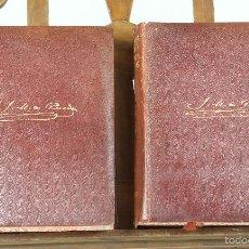Old books - 7469 - OBRAS COMPLETAS. TOMOS I Y II(VER DESCRIP). JOSE Mª DE PEREDA. EDI AGUILAR. 1948. - 56559898