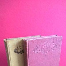 Libros antiguos: LA CARTUJA DE PARMA, CALLEJA, 1917.TOMO 1 Y 2 .ENCUADERNACIÓN EN TELA. Lote 56923244
