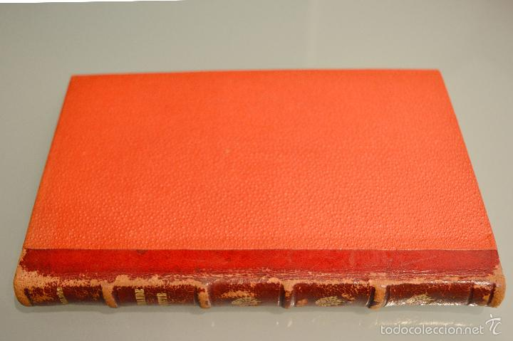 Libros antiguos: EL GRANDE ORIENTE 1888 BENITO PEREZ GALDOS EPISODIOS NACIONALES EDICION LUJO TAPA DURA LOMO EN PIEL - Foto 2 - 142183205