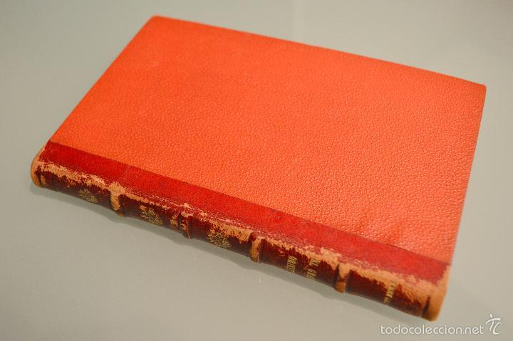 Libros antiguos: EL GRANDE ORIENTE 1888 BENITO PEREZ GALDOS EPISODIOS NACIONALES EDICION LUJO TAPA DURA LOMO EN PIEL - Foto 3 - 142183205