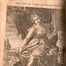Libros antiguos: QUEVEDO. EL PARNASO. 6 MUSAS. PRIMERA EDICIÓN ? 1648 ? RARISIMO. SIGLO XVII. Lote 57399598
