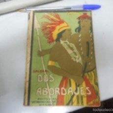 Libros antiguos: CALLEJA DOS ABORDAJES TOMO 2. Lote 57478958