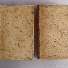 Libros antiguos: DE FOE. ROBINSON CRUSOE. COLECCIÓN CERVANTES. ED. IBERO-AMERICANA. DOS TOMOS.. Lote 57558820