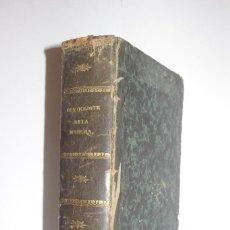 Libros antiguos: EL INGENIOSO HIDALGO DON QUIJOTE DE LA MANCHA, MIGUEL DE CERVANTES SAAVEDRA. Lote 57608138