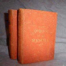 Libros antiguos: DON QUIJOTE DE LA MANCHA - CERVANTES - SEVILLA AÑO 1879 - BELLOS GRABADOS.. Lote 57631063