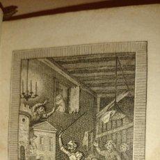 Libros antiguos: 1797-98 IMPRENTA REAL - CERVANTES - QUIXOTE - QUIJOTE - 5 TOMOS (DE 6) - 40 GRABADOS. Lote 57652501