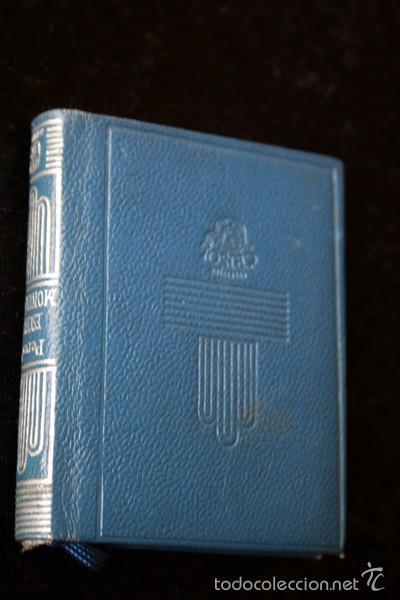 Libros antiguos: ESCENAS MONTAÑESAS - AGUILAR - CRISOL serie EXTRA - 019 - José María de Pereda - Foto 3 - 57852199