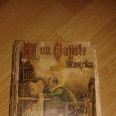 Libros antiguos: DON QUIJOTE DE LA MANCHA - SATURNINO -CALLEJA - MADRID - OPORTUNIDAD. Lote 105200439