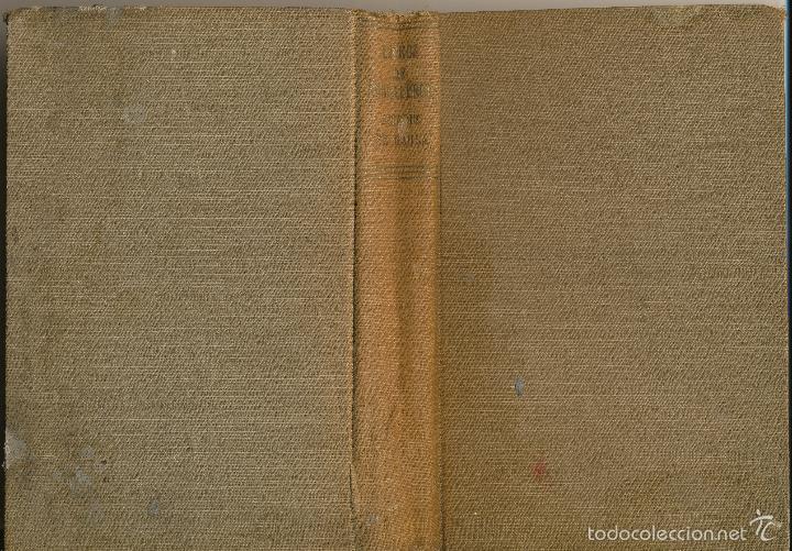 Libros antiguos: Libros de Caballerías, Sello del patronato de las misiones pedagógicas, Madrid, 1924 - Foto 4 - 58099825