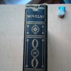 Libros antiguos: LIBRO OBRAS COMPLETAS DE FRANK G.SLAUGHTER.TOMO 3.- CON 5 OBRAS VER DETALLES.. Lote 58099841
