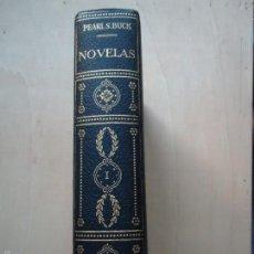 Libros antiguos: LIBRO OBRAS COMPLETAS DE FRANK G.SLAUGHTER.TOMO 1º.- CON 5 OBRAS, VER DETALLES. Lote 58099975