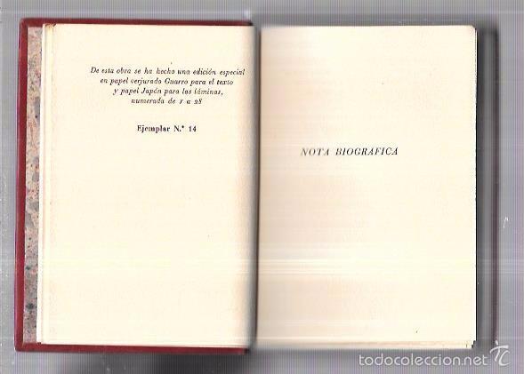 Libros antiguos: MONTANER Y SIMON. LA ROSA BLANCA. G. MEREDITH. SERIE LIMITADA. VER FOTOS. EXCEPCIONAL. AÑOS 40 - Foto 2 - 58577804