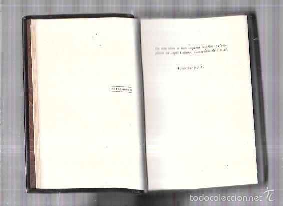Libros antiguos: MONTANER Y SIMON. MADRIGALES. GUTIERRE DE CETINA. SERIE LIMITADA. VER FOTOS. EXCEPCIONAL. AÑOS 40 - Foto 2 - 58578640