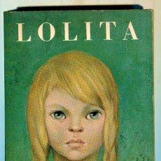 Libros antiguos: LOLITA - VLADIMIR NABOKOV - 1959 - GALLIMARD. Lote 60496683