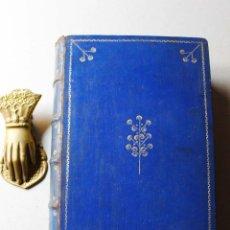 Libros antiguos: PAUL ET VIRGINIE; LA CHAUMIERE INDIENNE / BERNARDIN DE SAINT-PIERRE 1ª ED 1858. Lote 60850007