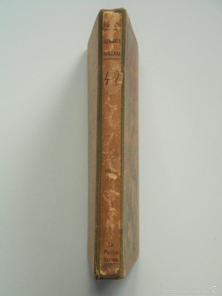 Libros antiguos: VENGANZA AFRICANA - EUGENIO SUÉ - LA NOVELA ILUSTRADA - Foto 2 - 61027663