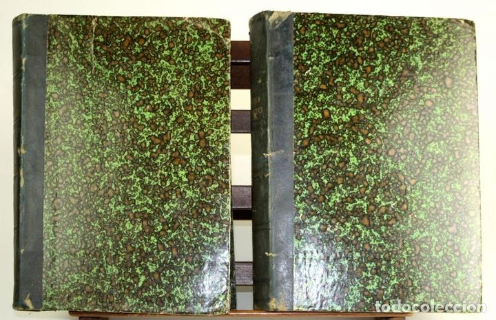Libros antiguos: 8036 - OBRAS DE FRANCISCO QUEVEDO. TOMOS I Y II(VER DESCRIP). EDIT. TERRAZA, ALIENA Y CIA. 1882. - Foto 2 - 62354516