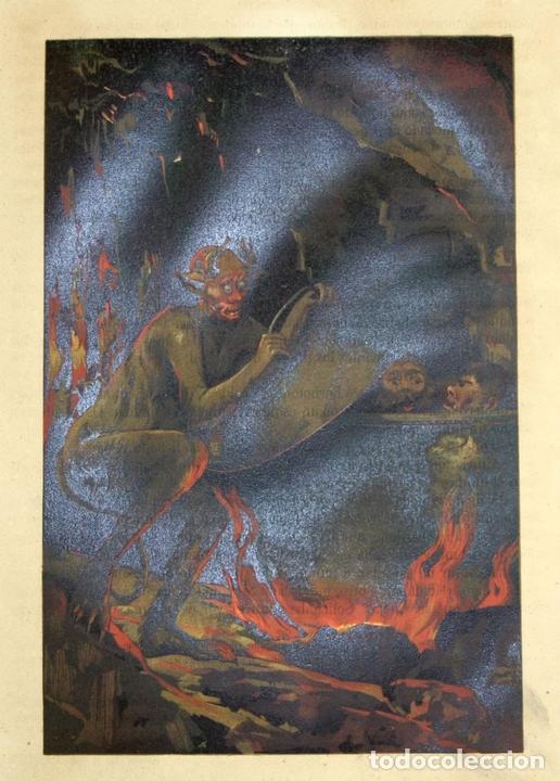 Libros antiguos: 8036 - OBRAS DE FRANCISCO QUEVEDO. TOMOS I Y II(VER DESCRIP). EDIT. TERRAZA, ALIENA Y CIA. 1882. - Foto 6 - 62354516