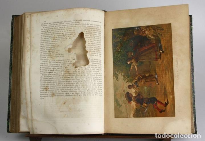Libros antiguos: 8036 - OBRAS DE FRANCISCO QUEVEDO. TOMOS I Y II(VER DESCRIP). EDIT. TERRAZA, ALIENA Y CIA. 1882. - Foto 7 - 62354516