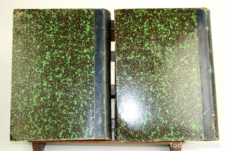 Libros antiguos: 8036 - OBRAS DE FRANCISCO QUEVEDO. TOMOS I Y II(VER DESCRIP). EDIT. TERRAZA, ALIENA Y CIA. 1882. - Foto 16 - 62354516