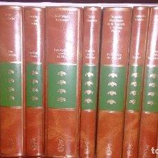 Libros antiguos: COLECCIÓN COMPLETA ANTOLOGÍA LITERARIA SEIX BARRAL 50 LIBROS. Lote 62544716