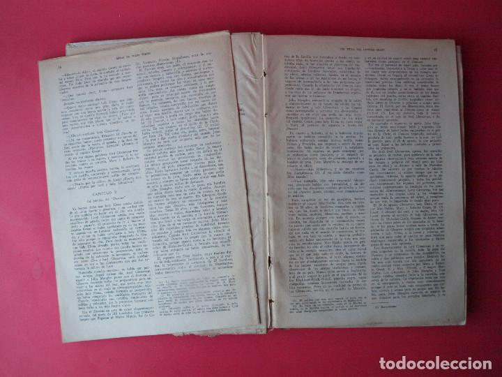 Libros antiguos: LOS HIJOS DEL CAPITÁN GRANT - JULIO VERNE - EDITORIAL SÁENZ DE JUBERA - CIRCA 1930 - Foto 4 - 64343819