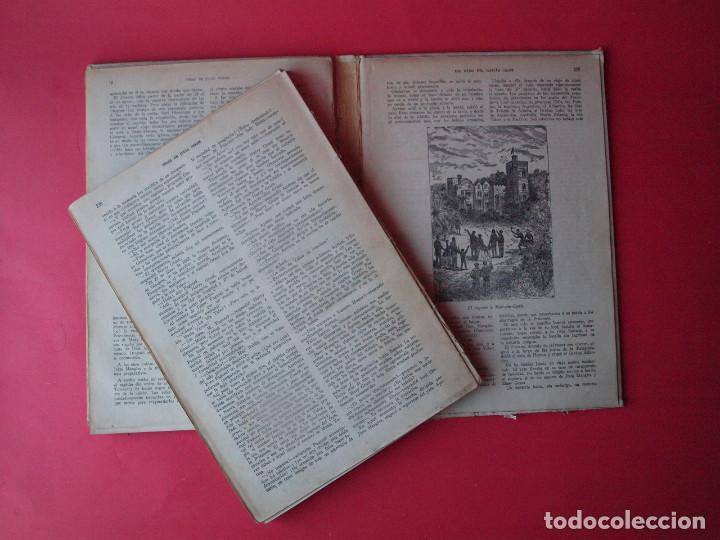 Libros antiguos: LOS HIJOS DEL CAPITÁN GRANT - JULIO VERNE - EDITORIAL SÁENZ DE JUBERA - CIRCA 1930 - Foto 9 - 64343819