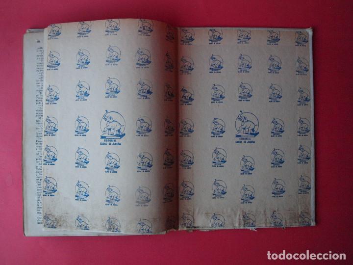 Libros antiguos: LOS HIJOS DEL CAPITÁN GRANT - JULIO VERNE - EDITORIAL SÁENZ DE JUBERA - CIRCA 1930 - Foto 11 - 64343819