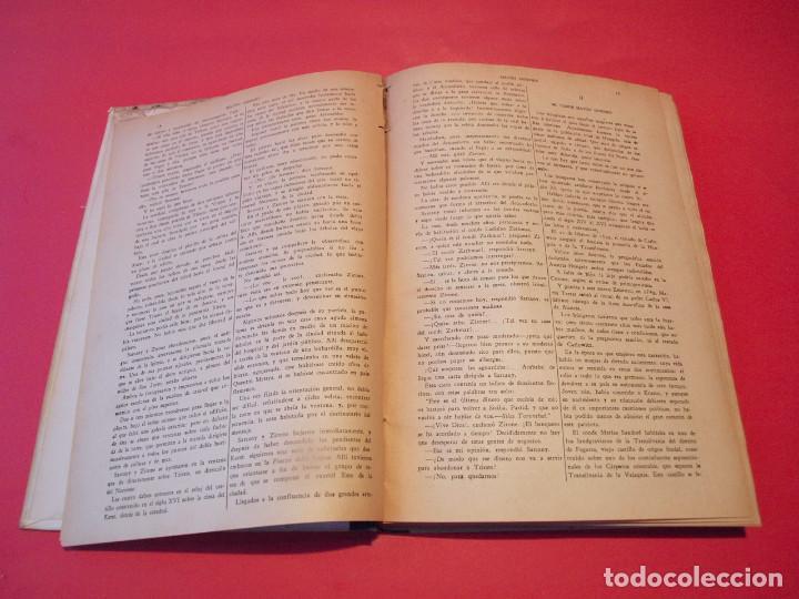 Libros antiguos: MATÍAS SANDORF - JULIO VERNE - EDITORIAL SÁENZ DE JUBERA - CIRCA 1930 - Foto 8 - 64350407